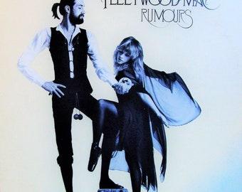 RUMOURS FLEETWOOD MAC 1977 Vintage Vinyl Record Album of Year 1978 Rhiannon Near Mint Orig Shrink Wrap Near Mint Stevie Nicks Mick Fleetwood
