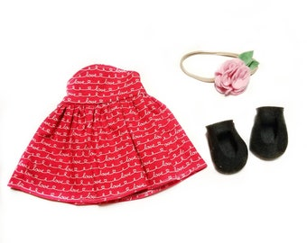 Love Dress - Dress Up Outfit