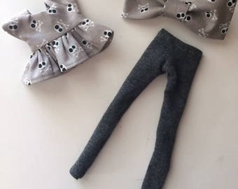 Pullip Leggings and Top Set