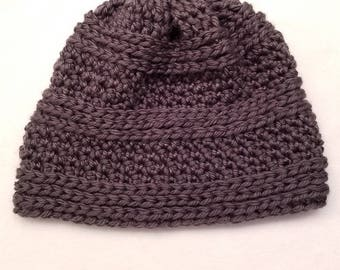 Chunky Fitted Beanie / Hat