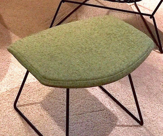 & Ottoman Cushion for Bertoia Bird Chair
