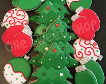 Christmas Cookies - Set I