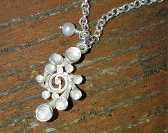 Sunshine- Sterling Silver Necklace