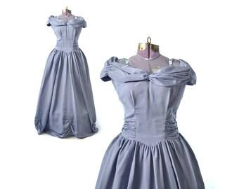 Cinderella Costume, Small Cinderella Dress, Vintage Dress, Vintage Clothing, Princess Dress, 1930s Dress, 30s Dress, 1930s Costume
