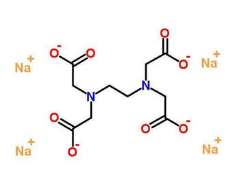 Tetrasodium EDTA - 86% powder 50-100-400g. (Ethylenediaminetetraacetic acid 4Na) Free shipping