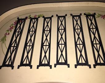 Railroad Building Pieces