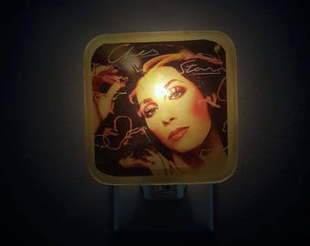 Cher Night Light