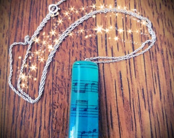 My Music Notes Necklace