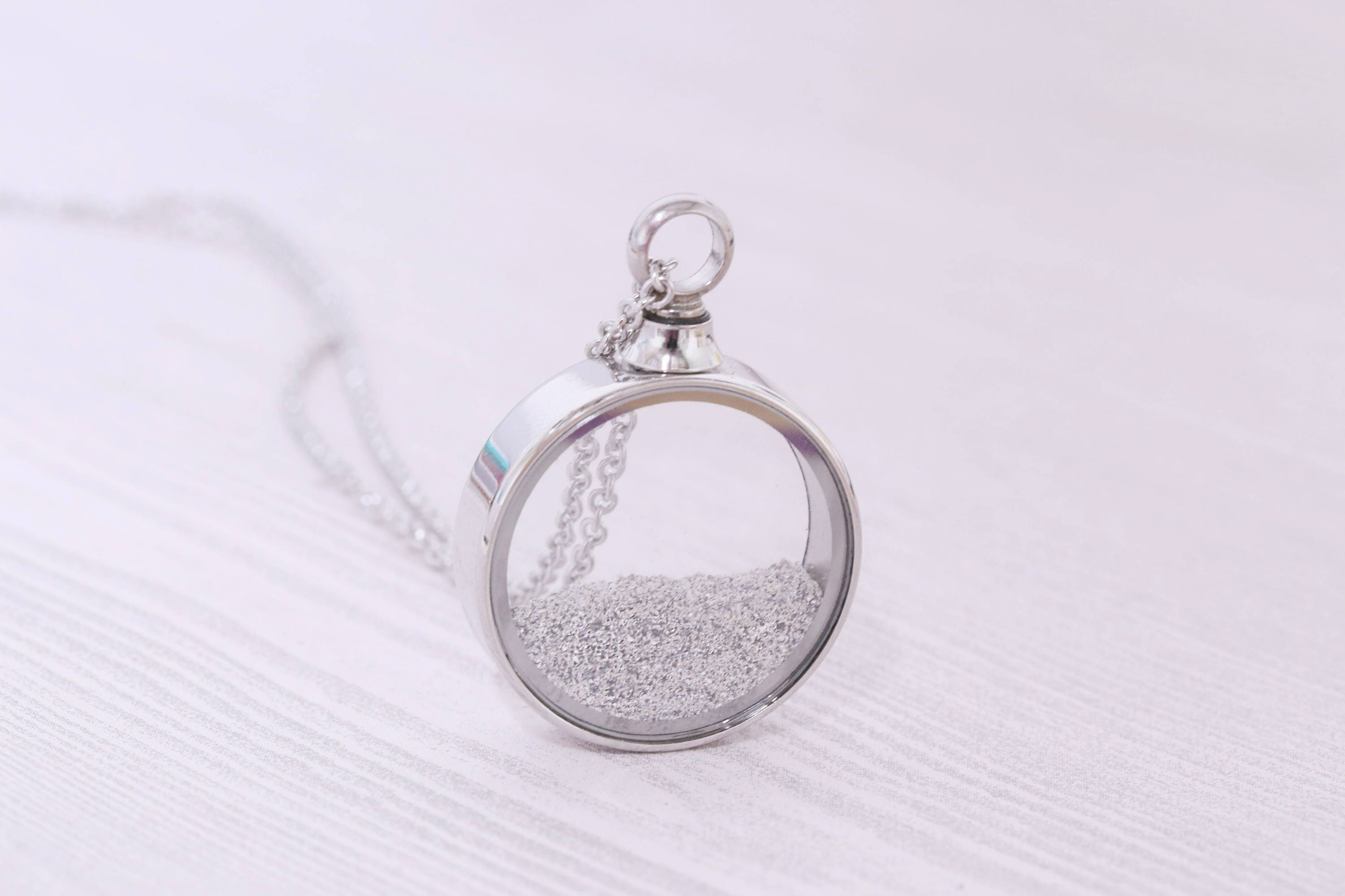 birds cremation steel ash of in keepsake pendant memory summer holder stainless one spring necklace springsummer loved p