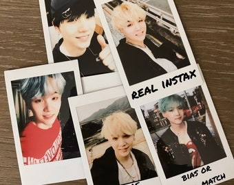 set of 5 real instax polaroid photos - bias or mix & match!