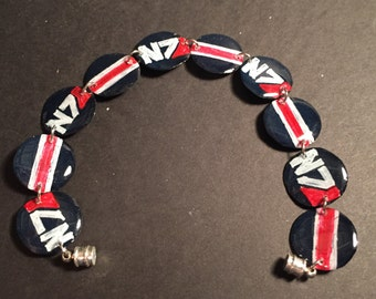 Mass Effect N7 Resin Bracelet