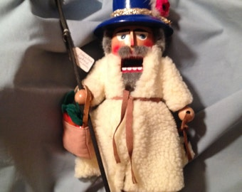 STEINBACH NUTCRACKER #710, The Shepherd