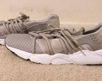 5586274a6d2c ... closeout official 70f4a 0e80d nike air huarache inspired grey white  athletic shoes size mens 10 running