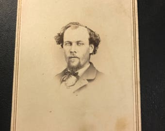 Civil War Era Carte de Visite