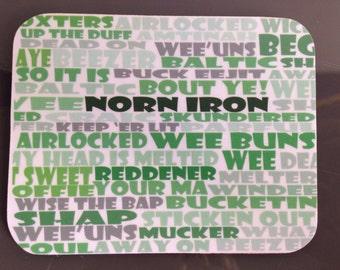 Norn Iron coaster