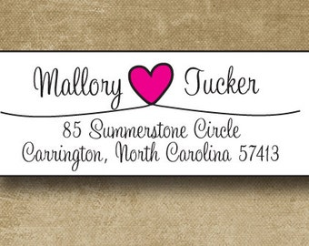 wedding return address labels template thevillas co