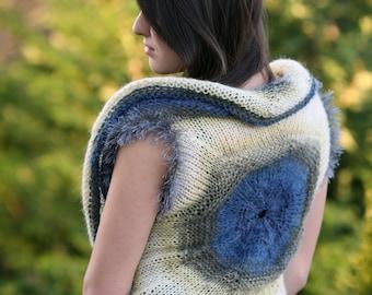 Beautiful Hand Knit Sweater vest