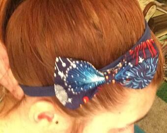 The American Sparkler Headband