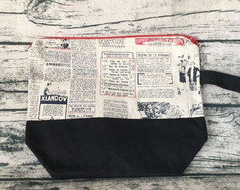 Project bag or toiletry bag