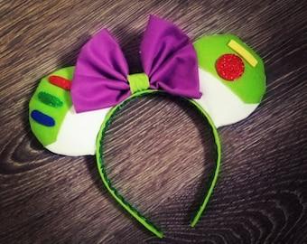Buzz Lightyear Inspired Mickey ears