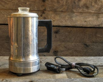 Empire Electric Coffee Pot