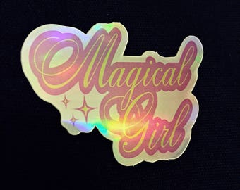 Magical Girl (holographic)