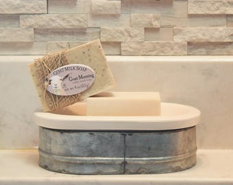 Coffee Goat Milk Soap. Coffee Hand Soap. Coffee Grounds Goat Milk Soap. Caffeinated Goat Milk Soap. Goat Morning Goat Milk Soap.