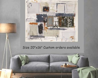 Contemporary abstract art, modern art, wall art wood, painting on wood, original abstract, acrylic painting, acrylic art, acrylic abstract