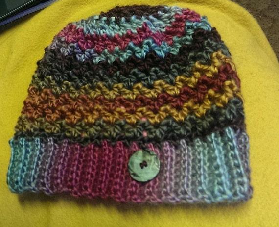 Häkelanleitung Mütze