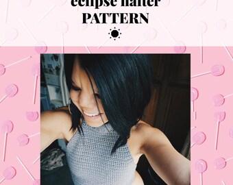 ECLIPSE halter pattern