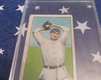 HOOKS WILTSE 1909 Baseball Card...American caramel co. Back...Fair Condition...Look!!!