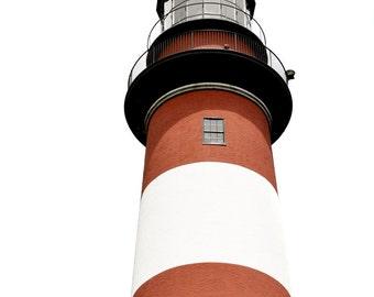 Assateague Lighthouse Coastal Wall Art Nautical Photography