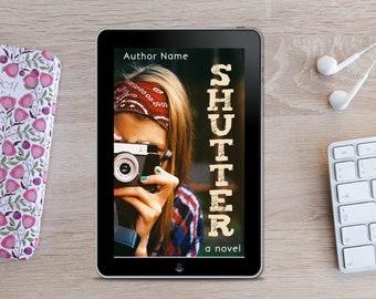 Premade eBook Cover -  Shutter