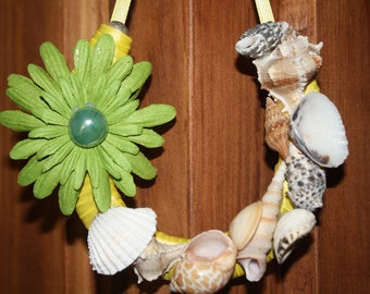 Seashell Horseshoe Beach Lovers Ocean Jewels Home and Wall Decoration
