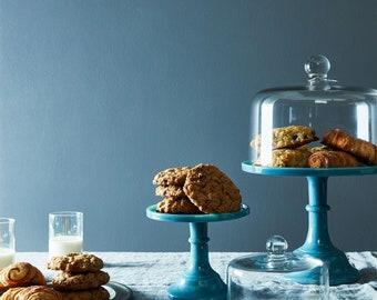 Mosser Glass Cake Domes