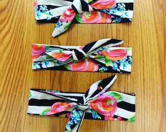 Headband-Floral