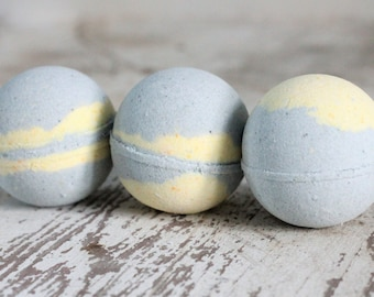 Bath Bombs, Color Bath Bombs, Bath Fizzies, Bath Time, Spa Gift Set, Sunny Day Bath Bombs, Gifts For Her, Gifts For Mom, Home and Living