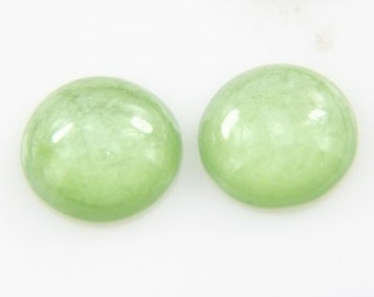 12pcs of resin sparkle dome 12mm round  RC1021-17-green olive