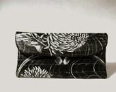 Black and White Chrysanth...