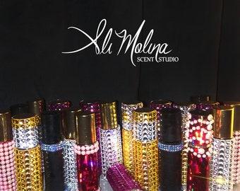 Roll-On Perfume Oil by Ali Molina Scent Studio