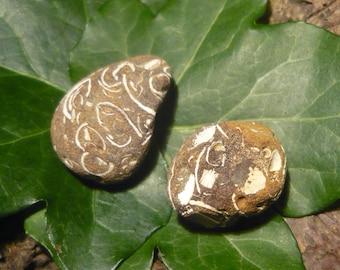 Pair of Holsatian Rocks, 10.4g total
