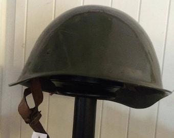 Cold War Bulgarian Helmet