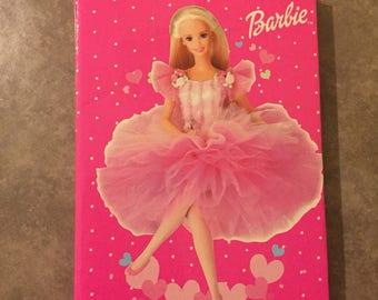 Barbie doll photo album