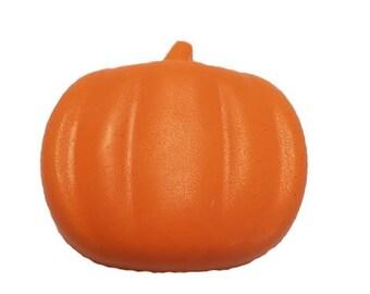 Halloween Pumpkin Shaped Soap Bar #2