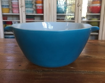 Fire King Mixing Bowl with handles