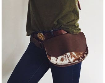 Leather Hip Pack