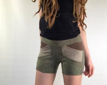 RTS artemis shorts - size small