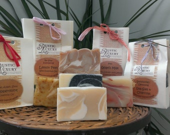 Hand Crafted Soap of the Month Club Membership! (3 months)