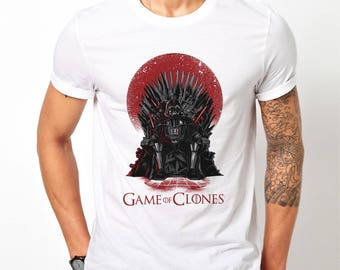 Game of Clones T-Shirt - Free UK Delivery
