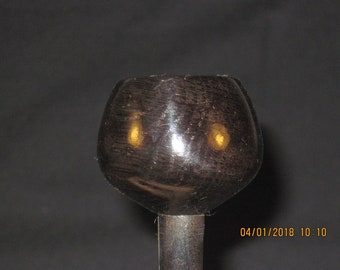 Morta XL Brandy Smooth Kirsten Pipe Bowl only Adapter Req'd USA DW1233
